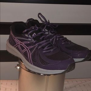 women's Asic running sneakers